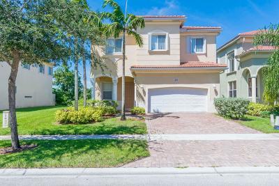 West Palm Beach Single Family Home For Sale: 259 Gazetta Way