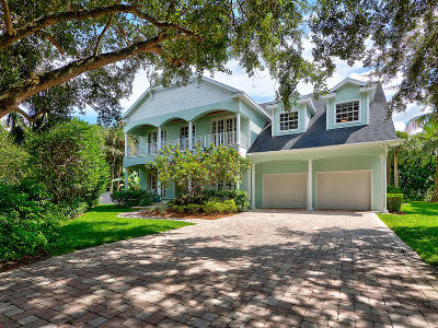 Palm Beach Gardens Single Family Home For Sale: 2570 Natures Way