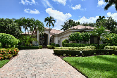 Boca Raton Single Family Home For Sale: 2513 NW 59th Street