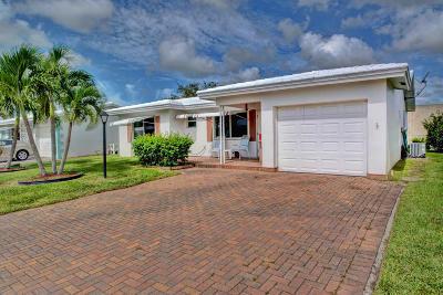 Pompano Beach Single Family Home For Sale: 2721 NW 4th Avenue