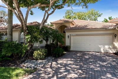 Delray Beach Single Family Home For Sale: 6303 San Michel Way