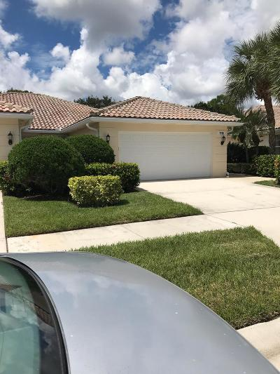 Hobe Sound Single Family Home For Sale: 7755 SE Spicewood Circle
