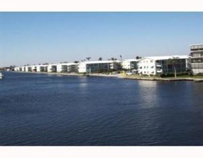 Boynton Beach Rental For Rent: 18 Colonial Club Drive #205