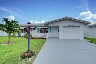 Single Family Home Sold: 2392 SW 8th Avenue