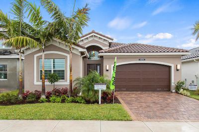 Delray Beach Single Family Home For Sale: 9729 Celtic Sea Lane