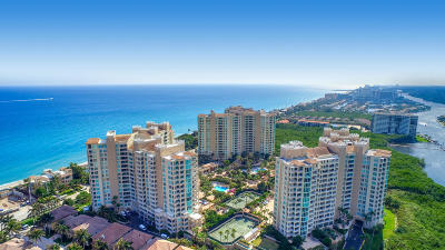 Broward County, Palm Beach County Rental For Rent: 3700 S Ocean Boulevard #1703