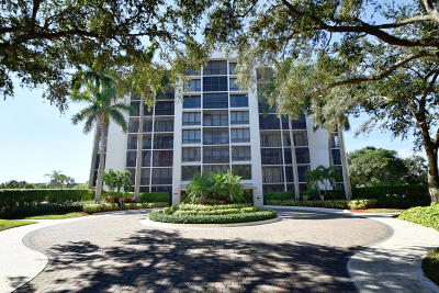 Boca Raton Condo For Sale: 7819 Lakeside Boulevard #845