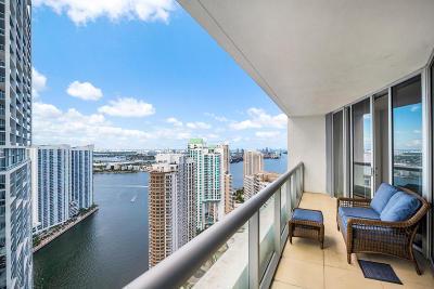 Miami Rental For Rent: 495 Brickell Avenue #4206