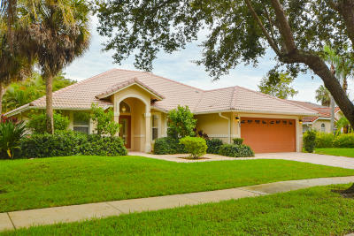 Royal Palm Beach Single Family Home Contingent: 130 Cypress Crescent