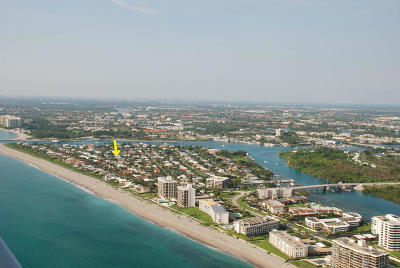 Jupiter Inlet Colony Single Family Home For Sale: 220 Pirates Place
