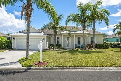 Vero Beach Single Family Home For Sale: 370 25th Avenue SW