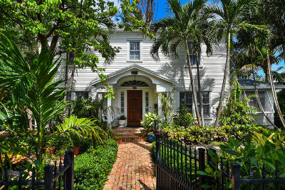 West Palm Beach Single Family Home For Sale: 321 Croton Way