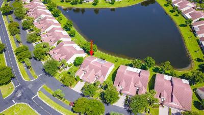 Delray Beach Single Family Home For Sale: 14498 Via Royale