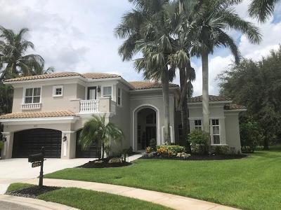Delray Beach Single Family Home For Sale: 6011 Via Venetia
