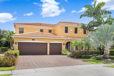 Delray Beach Single Family Home For Sale: 15692 Glencrest Avenue
