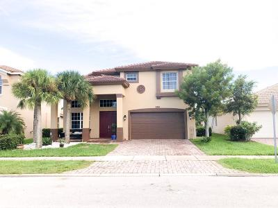 Port Saint Lucie Single Family Home For Sale: 2245 SW Newport Isles Boulevard