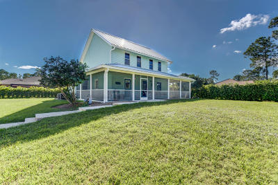 Loxahatchee Single Family Home For Sale: 17394 75th Place