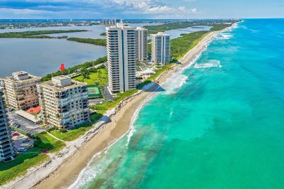 Dunes Towers Rental For Rent: 5480 Ocean Drive #A B2