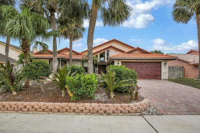 Boca Raton Single Family Home Contingent: 1385 SW 3rd Street