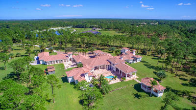 Jupiter Single Family Home For Sale: 2000 SE Ranch Road S