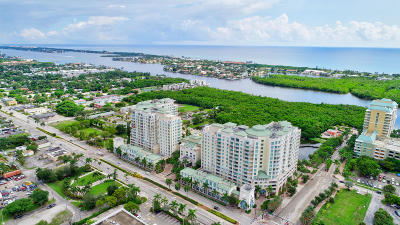 Boynton Beach Condo For Sale: 450 Federal Highway #605
