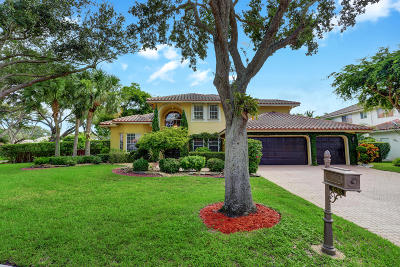 Coral Springs Single Family Home For Sale: 4343 NW 65th Ter