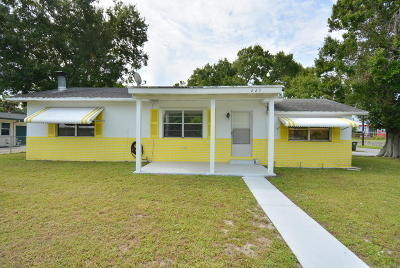 Fort Pierce Single Family Home For Sale: 229 Osceola Avenue