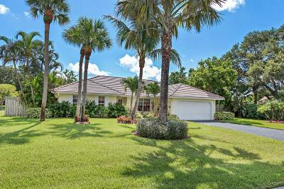 Delray Beach Single Family Home For Sale: 1969 SW 36th Avenue