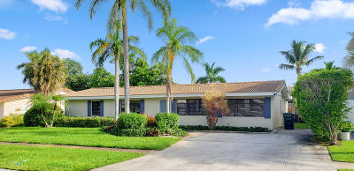 Boca Raton Single Family Home For Sale: 254 NE 3rd Court