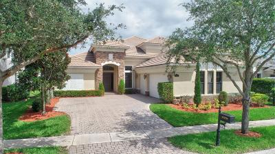 Boynton Beach FL Single Family Home For Sale: $625,000