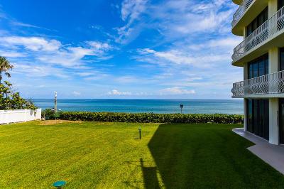 Palm Beach Condo For Sale: 2000 S Ocean Boulevard #102 N