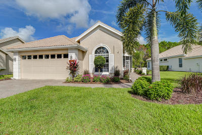 Port Saint Lucie Single Family Home For Sale: 662 SW Andros Circle