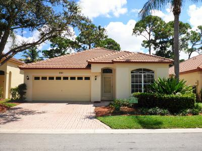 Riviera Beach Single Family Home For Sale: 5211 Edenwood Road