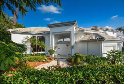 Boca Raton Single Family Home For Sale: 7028 Queenferry Circle
