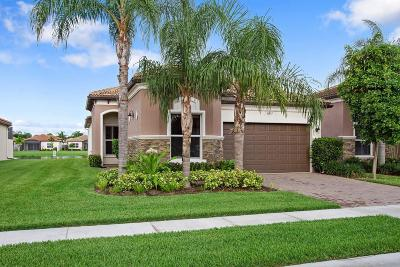 Delray Beach Single Family Home For Sale: 14957 Rapolla Drive