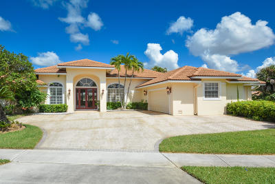 Boca Raton Single Family Home For Sale: 10647 Stonebridge Boulevard