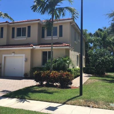 Boynton Beach Rental For Rent: 3092 Evergreen Circle