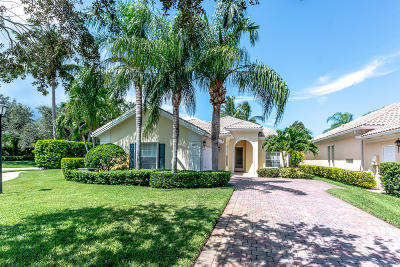 Palm Beach Gardens Single Family Home For Sale: 801 Niemen Drive
