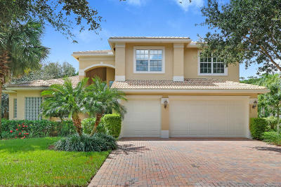 Boynton Beach Single Family Home For Sale: 6966 Great Falls Circle