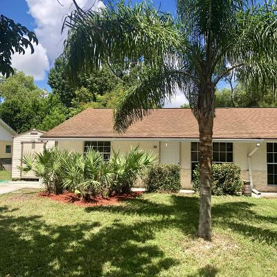 Stuart Single Family Home For Sale: 253 SE Norfolk Boulevard
