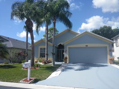 Greenacres Single Family Home For Sale: 432 Trotters Lane