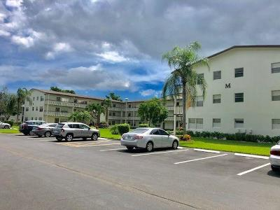 Boca Raton Condo For Sale: 540 Mansfield M #540