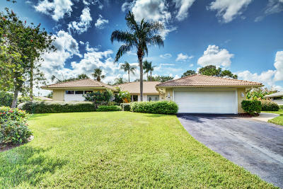 Palm City Single Family Home For Sale: 4962 SW Aberdeen Circle
