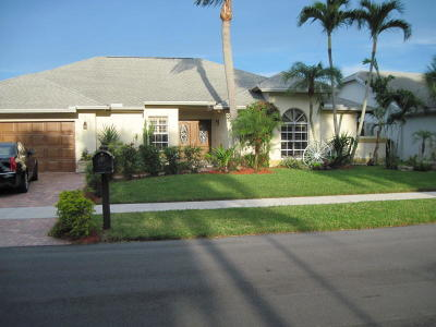 Coconut Creek Single Family Home For Sale: 5142 NW 43rd Avenue