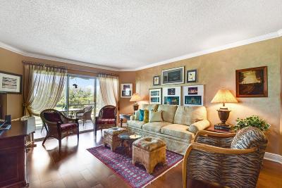 Lake Worth Condo For Sale: 3959 Via Poinciana #501