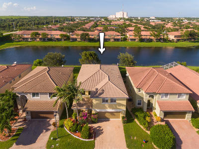 Riviera Beach Single Family Home For Sale: 2134 Little Torch Street