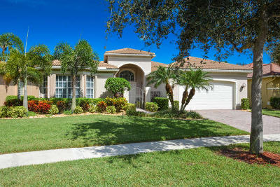 Boynton Beach Single Family Home For Sale: 7144 Corning Circle
