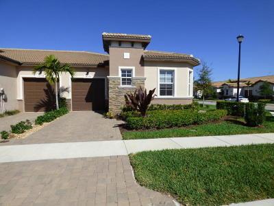 Delray Beach Single Family Home For Sale: 14795 Barletta Way #14795