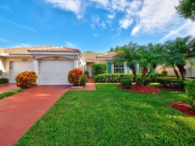Delray Beach Single Family Home For Sale: 6089 Heliconia Road