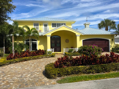 Palm Beach Shores Single Family Home For Sale: 241 Bravado Lane